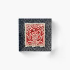 Rhodesia £100 Stamp Cherry - Red Mint by Arend Studios | Redbubble Cherry Red, The 100, Studios, Decorative Boxes, Africa, Mint, Stamp, Cards, Peppermint