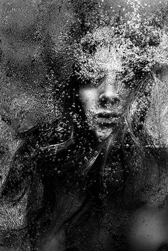 Trying to keep my head above the water, sometimes it seems impossible... UNDERWATER DIGITAL PHOTOGRAPHY by VALERIE MORIGNAT