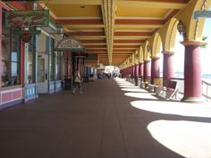 santa cruz boardwalk arched - Google Search