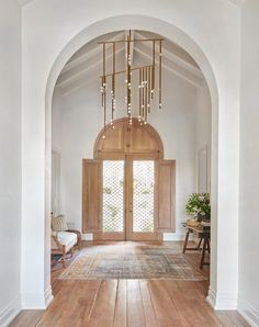 Home Interior Modern .Home Interior Modern Interior Design Trends, Interior Modern, Interior And Exterior, Country Interior Design, Door Design Interior, Beautiful Interior Design, Interior Plants, Interior Design Inspiration, Design Entrée