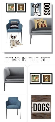 """""""Dogs"""" by aldo-ii ❤ liked on Polyvore featuring art"""