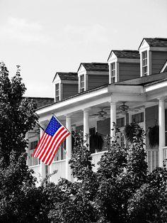 """American Porch"""