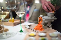 Eleven Madison Park's Carrot Tartare, from Daniel Humm - Bon Appétit