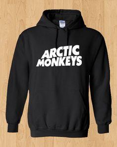 Arctic Monkeys Hoodie Sweatshirt  English Indie rock by OwnageTees, $25.99