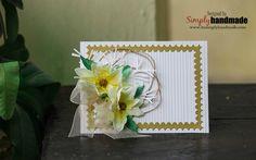 #itssimplyhandmade#elizabethcraftdesigns#christmascards#handmadeflowers@foamflowers