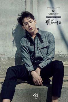 Minhyuk comeback teaser image ❤