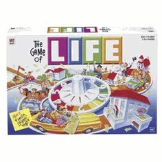 "Game of Life Board Game-In the 90s my friends and I got into a battle about how many ""cars"" full of kids we could have that was legit! Also one time my sister and I got into a fight playing Life and the cops were called very very long story."