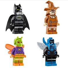 @Regrann from @brickprincess: Annnnnd more minifigs from the upcoming batman set…