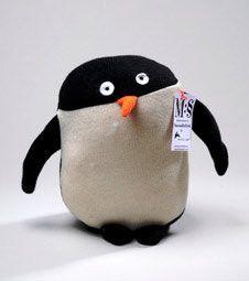 sewing idea: penguin