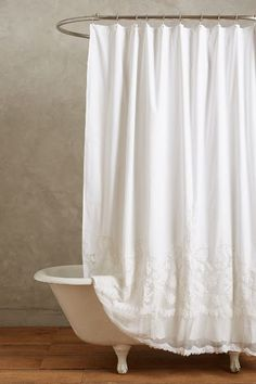 Sissonne Shower Curtain - anthropologie.com... $248