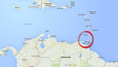 (January 2, 2016) - Ocean Cruising Club (OCC) Commodore John Franklin has issued an alert to vessels sailing in waters between Trinidad and Tobago and Gren