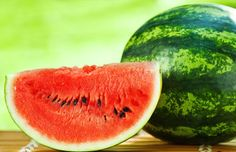 Though it may sound counterintuitive, the high concentration of water in watermelon can actually reduce the water retention that leads to puffiness around the eyes. And because watermelon is low in sugar (as compared to many other fruits), you don't have to worry about glycation, the chemical reaction that compromises collagen and leads to lines and wrinkles.