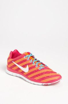 Motivation. Striped Nike Training Shoe.