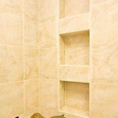 Decor N Tile Interesting Tiled Shower Designs  Shower Niche Corner Shelf Glass Tile Border Inspiration Design