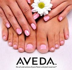 AVEDA Manicures & Pedicures