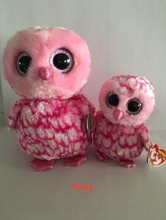 Stuffed Toys, Stuffed Animals, Big Eyed Animals, Ty Bears, Beanie Boos, Disney Toys, Diy And Crafts, Plush, Teddy Bear