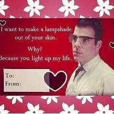 I wish I'd seen this before Valentine's Day. Everyone would have gotten one. Oh well. There's always next year!