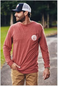 Brewer& Lantern Southern Clothing Brand is part of Mens fashion rugged Inspired by Family History and the Great Outdoors Brewer& Lantern is one of the most popular southern clothing brands these - Mens Outdoor Fashion, Mens Outdoor Clothing, Stylish Mens Fashion, Fashion Fall, Fashion Ideas, Fashion Styles, Fashion Trends, Southern Clothing Brands, Classy Fall Outfits