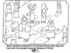 Buck Denver Whats In The Bible Coloring Pages