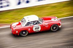 Le Mans Classic 2012, MG MGB (1965)