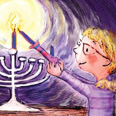 Hanukkah + Thanksgiving Books for Kids