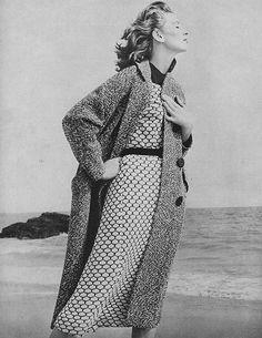 Richard Avedon -- 1950s Harpers Bazaar,