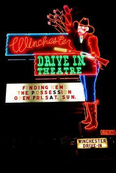 Winchester Drive-In, Oklahoma City, OK