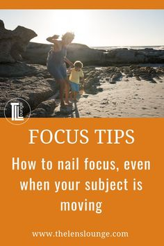 Autofocus tricks for photographing anything that moves.like busy little kids! Find out how to ensure that your subjects are always sharp and you nail focus every time, even when they're moving! Click through to start taking better photos today! How To Start Photography, Photography Basics, Photography Tips For Beginners, Photography Lessons, Photoshop Photography, Photography Backdrops, Photography Tutorials, Digital Photography, Amazing Photography