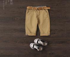 Encontre mais Calças Informações sobre Nova Chegada Do Bebê Meninos de Verão Na Altura Do Joelho Shorts…
