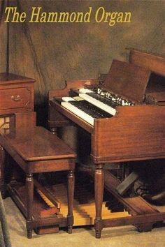 The Hammond B3
