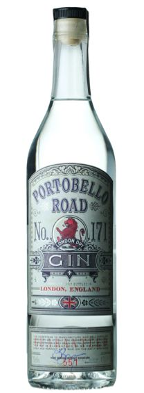 Portobello road no.171 gin - I would like to get my hands on a bottle of this!