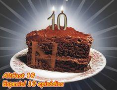 AltNerd: AltCast 010 - Aniversário de 10 episódios