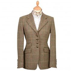 Tweed 1 Vent Jacket