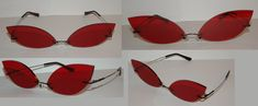 Red Cosplay Costume Sunglasses Glasses V3  I FOUND THEM AND THEY ALSO HAVE DIRK,SOLLUX,TEREZI,LATULA AND ARANEA AND MAYBE FEFERI. >>>> these are really good glasses