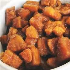 brandy sweet potatoes