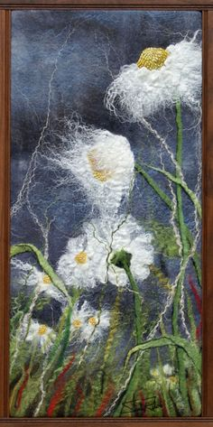 An amazing fiber artist, Rahola | Drdul | Gallery