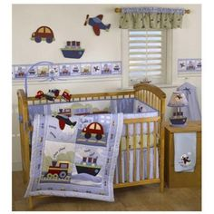 shabby chic babies cot - Google Search