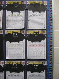 Third Grade Thinkers: Seasonal Reading Response Sheets and Crafts for Fall