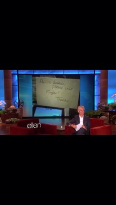 i was watching some of the ellen show on youtube and saw this it is supposed to say pen is broken please use finger . but they put the words ti close . and here is the out come :):):):):):)