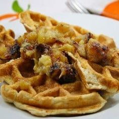 7. Low Carb Waffles - 30 Low Carb Diet Recipes