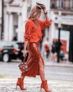 Wondering what to wear? Find outfit ideas, shopping, and street style inspiration to help you get dressed for work, dates, parties and more! Look Fashion, Winter Fashion, Fashion Outfits, Womens Fashion, Latest Fashion, Current Fashion Trends, Fashion 2018, Cheap Fashion, Affordable Fashion