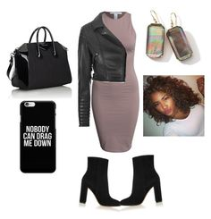 """""""Untitled #7"""" by kayla-daniels on Polyvore featuring NLY Trend, Glamorous, Gianvito Rossi, Givenchy and Ippolita"""