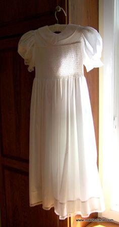 Vintage 1920&-39-s First Communion Dress - Vintage- Veils and Google