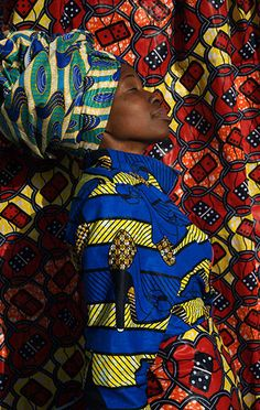 Photography by Ed Suter #african #print