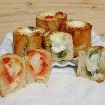 Baguette ripiena, riciclare il pane