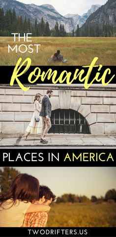 From sea to shining sea, across the amber waves of grain, romance is to be found. Check out this list of some of the most romantic places in the USA and start planning your next couples getaway.