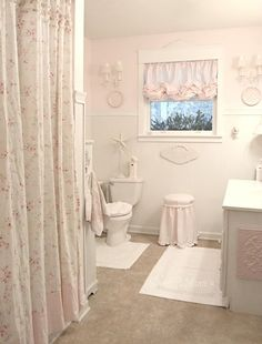 Not So Shabby - Shabby Chic for the bathroom or any room without a ...