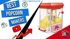 What Is The Best Popcorn Maker? Watch here is the best popcorn maker. Best Popcorn Maker, Popcorn Cart, Good Things, Make It Yourself, Watch, Clock, Wrist Watches