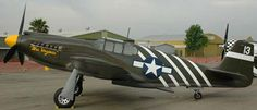 North American P-51D Mustang, NL327DB Lady Jo ~ BFD