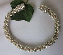 twisted bangle